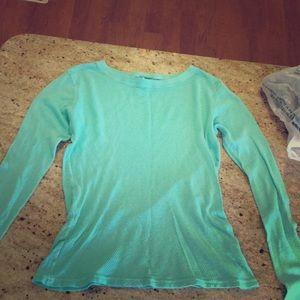 Michael stars shirt long sleeve cool material